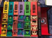 Verso de Akira (2009) -INTHC- Akira 35th Anniversary Box Set