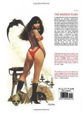 Verso de Art of Vampirella (The)  - The Art of Vampirella: The Warren Years