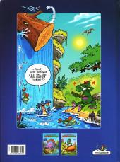 Verso de Nabuchodinosaure (Les nouvelles aventures apeupréhistoriques de) -2- Tome 2