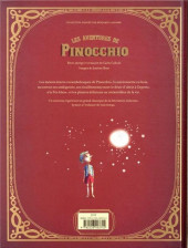 Verso de (AUT) Brax, Justine - Les aventures de Pinocchio