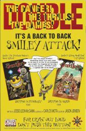 Verso de Evil Ernie (1998) -8- Trauma! Part 1