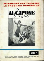 Verso de Al Capone (3e série) -1- Banco à Chicago