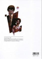 Verso de Face cachée (Toppi) - Face cachée