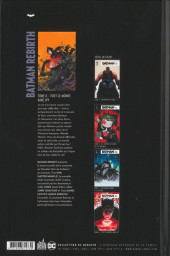 Verso de Batman Rebirth -6- Tout le monde aime Ivy