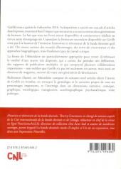 Verso de (AUT) Gotlib - Gotlib Un abécédaire