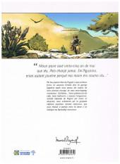 Verso de La gloire de mon Père -Provençal- La Glòri de moun Paire