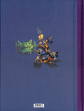 Verso de Mickey (collection Disney / Glénat) -9- Horrifikland - Une terrifiante aventure de Mickey Mouse