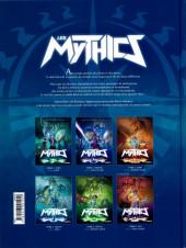 Verso de Les mythics -5- Miguel