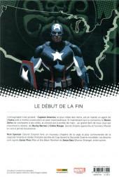 Verso de Captain America : Steve Rogers -3- Naissance d'un Empire
