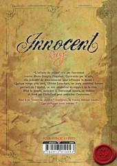 Verso de Innocent Rouge -7- Frère et soeur de la Révolution