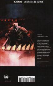 Verso de DC Comics - La légende de Batman -3657- SOMBRE REFLET 2 ème partie