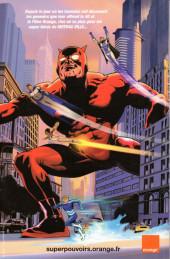 Verso de Les incroyables pouvoirs des Supermoi - Tome 1