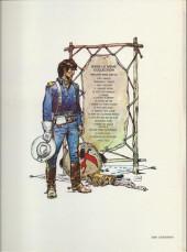Verso de Blueberry -3b1976b- L'aigle solitaire