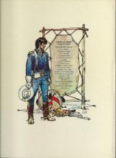 Verso de Blueberry -8b1977- L'homme au poing d'acier