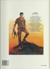Verso de Bob Morane 2 (Dargaud) -10b90- Opération