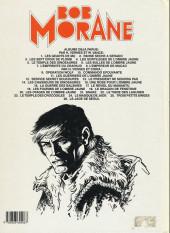 Verso de Bob Morane 3 (Lombard) -32a1992- Le président ne mourra pas