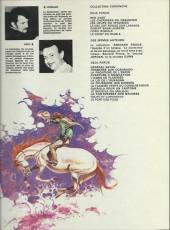 Verso de Comanche -2b1978- Les guerriers du désespoir