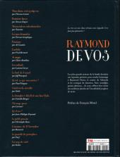 Verso de Raymond Devos - Tome a2018