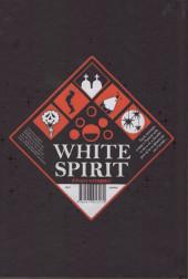 Verso de White Spirit -1- White spirit