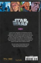 Verso de Star Wars - Légendes - La Collection (Hachette) -8318- Chevaliers de L'Ancienne République - IX. Le Dernier Combat