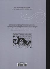 Verso de Les grands Classiques de la Bande Dessinée érotique - La Collection -7361- Paulette - tome 5