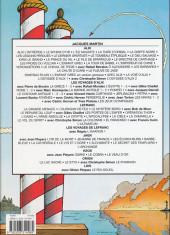 Verso de Lefranc -8c2004- L'arme absolue