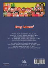 Verso de Easy Likers
