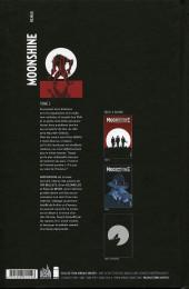 Verso de Moonshine -2- Tome 2