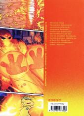 Verso de Hilo -3- Le garçon qui sauvait le monde entier