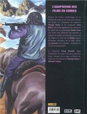 Verso de La planète des singes (Panini Comics) -2- Homme parmi les singes