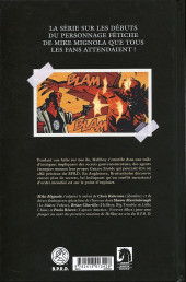 Verso de Hellboy & B.P.R.D. -4- 1955