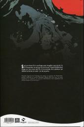 Verso de Shipwreck - Le Naufrage