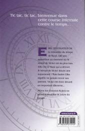 Verso de Chronos Ruler -6- Tome 6