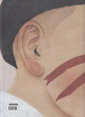 Verso de Éveil (Matsumoto) - Éveil