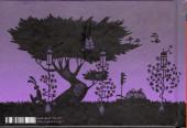 Verso de Lapinot (Les nouvelles aventures de) -2- Les Herbes Folles