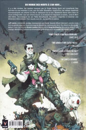 Verso de Bloodshot Salvation -2- Le Livre de l'Apocalypse