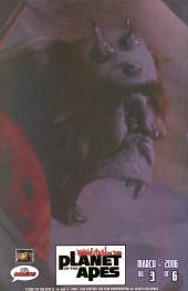 Verso de Revolution on the Planet of the Apes -3- (sans titre)