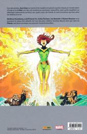 Verso de X-Men - La Résurrection du Phénix