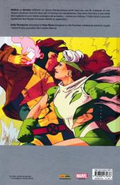 Verso de X-Men - Malicia & Gambit