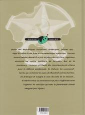 Verso de Mandrill -6- Le cheval de Troie