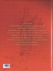 Verso de L'ordre de Cicéron -1- Le procès
