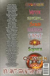 Verso de Crux (2001) -1- Crux #1