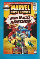 Verso de Heroes reborn (1997) -3- The return part 3: Third dimension