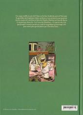 Verso de Capitaine Sabre -INT1- Livre 1