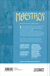 Verso de Maestros