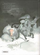 Verso de Futura Nostalgia -3- Volume 3