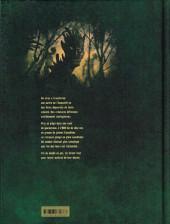 Verso de Green Class -1- Pandémie