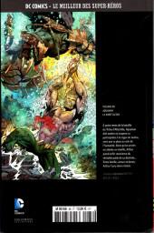 Verso de DC Comics - Le Meilleur des Super-Héros -88- Aquaman - La Mort du Roi