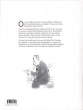 Verso de (AUT) Goscinny -24- Les trésors retrouvés de René Goscinny