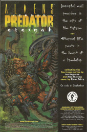 Verso de Predator: Xenogenesis (1999) -3- The war begins!